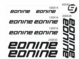 Ednine stickers