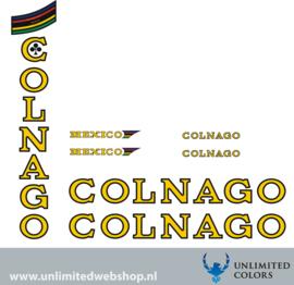Colnago Mexico