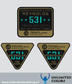 Reynolds 531 4