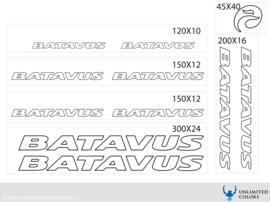 Batavus stickers 2