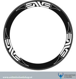 Enve rim stickerset 3, 6 pieces
