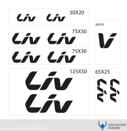 Liv stickers