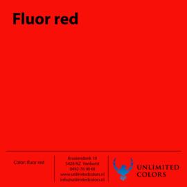Fluor rood