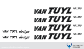 Van Tuyl stickers