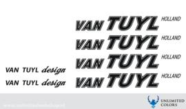 Van Tuyl stickers