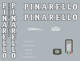 Pinarello Outline