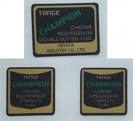 Tange Champion