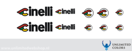 Cinelli stickers