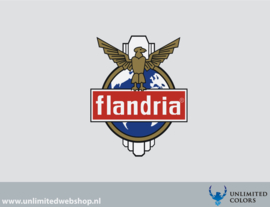 Flandria balhoofd decal