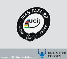 UCI Giant TCR Gian-TASL-RD
