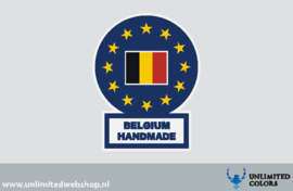 Made in Belgium 7