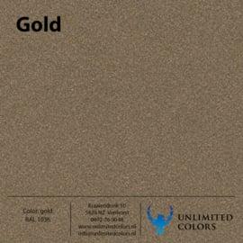 Goud RAL 1036