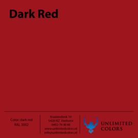 Dark red RAL 3002