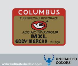 4. Columbus Eddy Merckx MXL