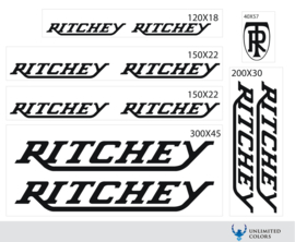 Ritchey stickerset  2