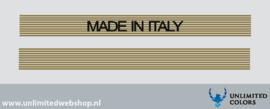 Made in Italy 10