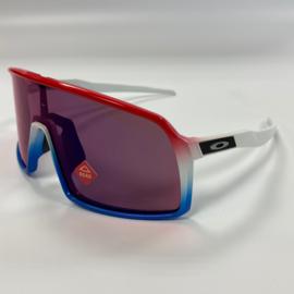 Custom Oakley Sutro - Red/White/Blue