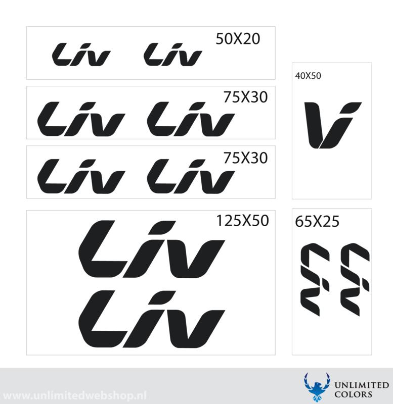 Liv stickers