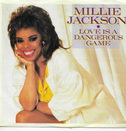 Millie Jackson - Love is a dangerous game (Amerikaanse uitgave)