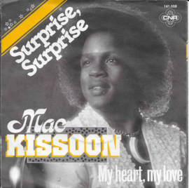 Mac Kissoon - Surprise, surprise