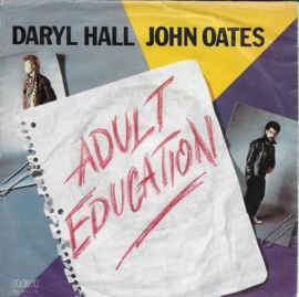 Daryl Hall & John Oates - Adult education