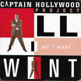 Captain Hollywood Project - All i want