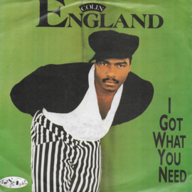 Colin England - I got what you need