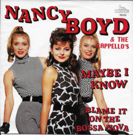 Nancy Boyd & The Cappello's - Maybe i know