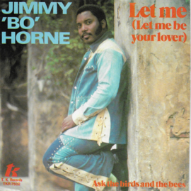 "Jimmy ""Bo"" Horne - Let me (let me be your lover)"