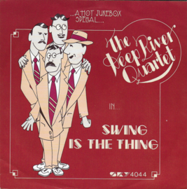 Deep River Quartet - Swing is the thing