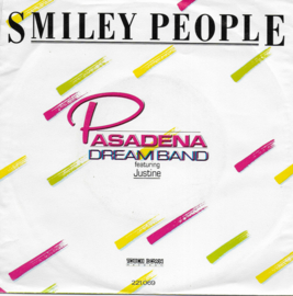 Pasadena Dream Band feat. Justine - Smiley people
