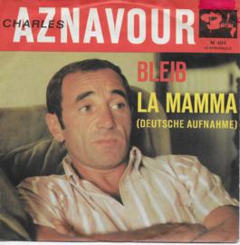 Charles Aznavour - Bleib