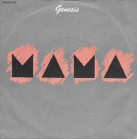 Genesis - Mama (Duitse uitgave)