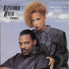 Alexander O'Neal ft. Cherrelle - Never knew love like this