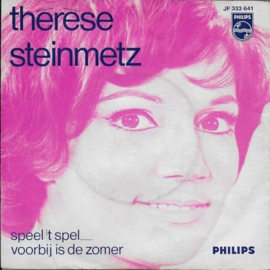 Therese Steinmetz - Speel 't spel
