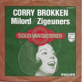 Corry Brokken - Milord / Zigeuners