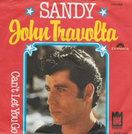 John Travolta - Sandy (German edition)
