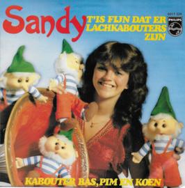 Sandy - T'is fijn dat er lachkabouters zijn