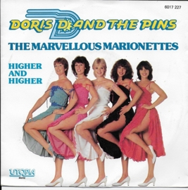 Doris D and the Pins - The marvellous marionettes