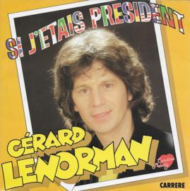 Gerard Lenorman - Si j'etais president