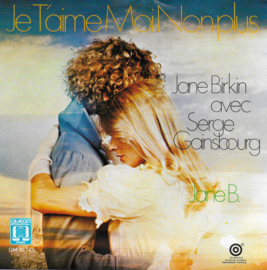 Jane Birkin & Serge Gainsbourg - Je t'aime moi non plus (1973 uitgave)