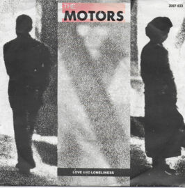 Motors - Love and loneliness (Franse uitgave)
