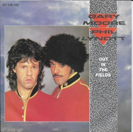 Gary Moore & Phil Lynott - Out in the fields