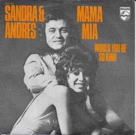 Sandra & Andres - Mama Mia