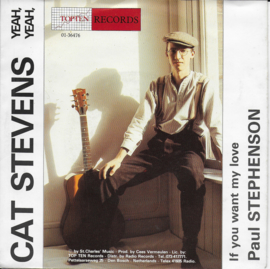 Paul Stephenson - Cat Stevens yeah, yeah