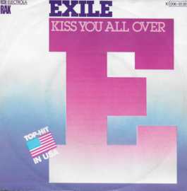 Exile - Kiss you all over (German edition)