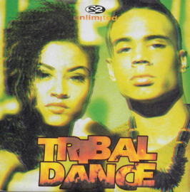 2 Unlimited - Tribal dance (Duitse uitgave)
