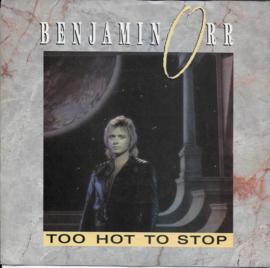 Benjamin Orr - Too hot to stop (Amerikaanse uitgave)