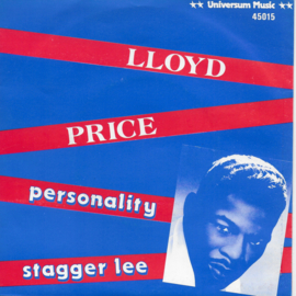 Lloyd Price - Personality / Stagger Lee (Franse uitgave)