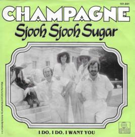 Champagne - Sjooh sjooh sugar